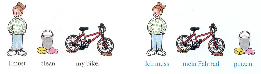 richtig fahrrad putzen